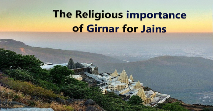 The religious importance of Girnar for Jains